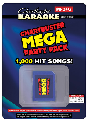 Mega Party Pack Cover