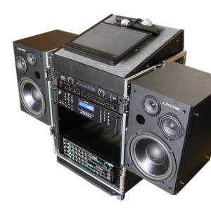 CAVS JB-F1012WS Karaoke System with 400 Watt Speakers