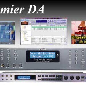 JB-199 III Premier and DK3 Karaoke Mixer