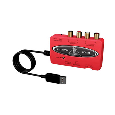 Converter  USB to RCA UCA-222