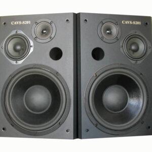 CAVS S201 3-Way Speakers