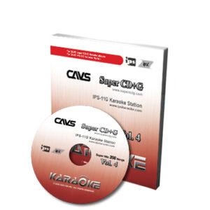Super CD+G Volume 4