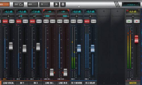 Sound Craft Ui16